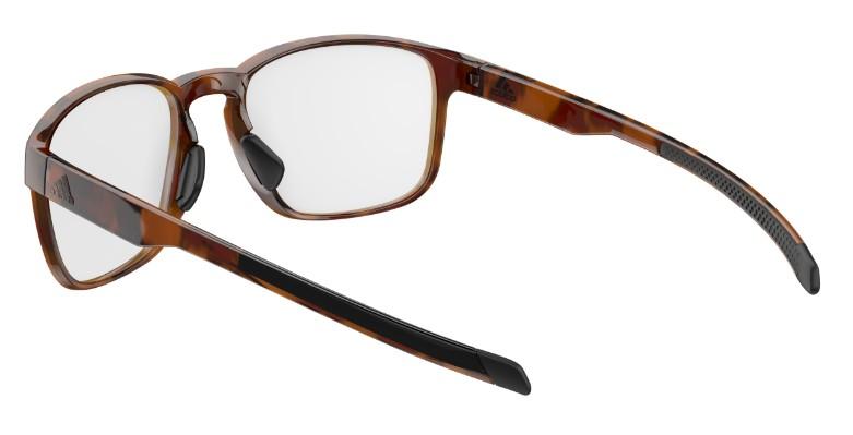 Adidas Brille Sonnenbrille PACYR ad33 brown havanna 6000