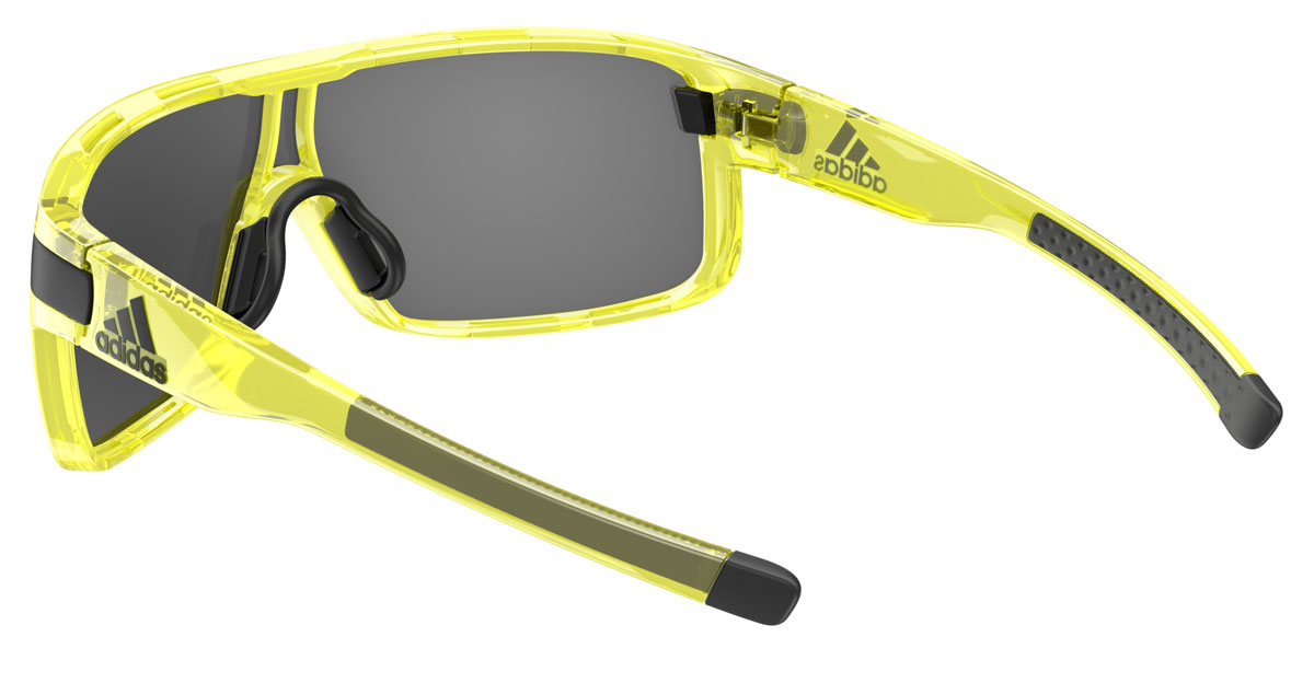 Adidas Zonyk ad04 S 6054 yellow transparent shiny ZBuVbC8xUD